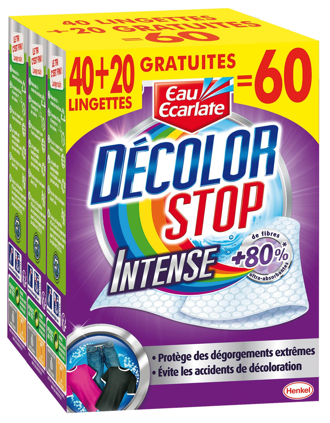 decolor stop carrefour discount 1er prix comparez vos produits soin du linge au meilleur. Black Bedroom Furniture Sets. Home Design Ideas