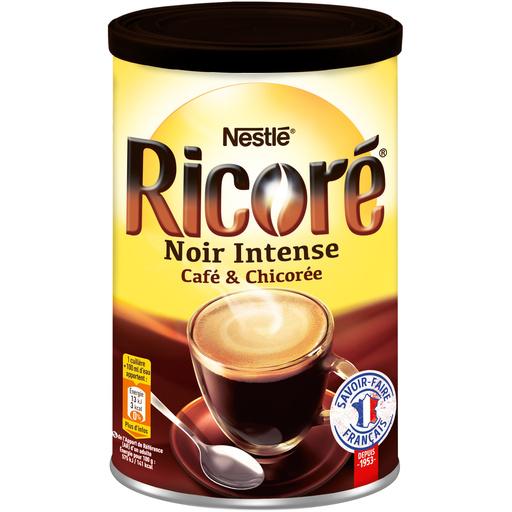RICORE noir Intense, Boîte de 240g | Croquons La Vie